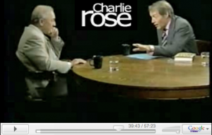 Philip Caputo on Charlie Rose