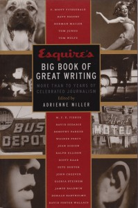 Esquire's Big Book of Great Writing