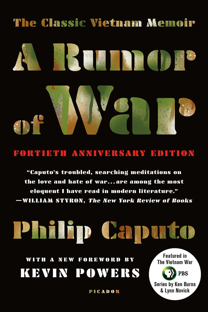 A Rumor of War 40th Anniversary Edition